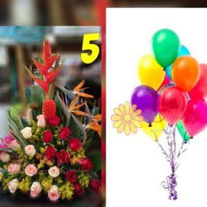 Promociones en cali | flor y vida