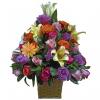 Que buen momento arreglo floral redondo | flor y vida