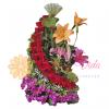 Sentimiento floral Arreglo floral| flor y vida