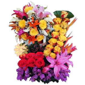 Unico amor arreglo floral | flor y vida
