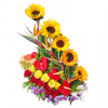 Aprovecha cada momento arreglo floral | flor y vida
