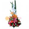Persiste arreglo floral   flor y vida