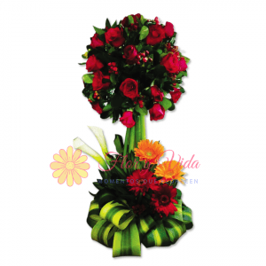 Tu amor vale más arreglo floral | flor y vida