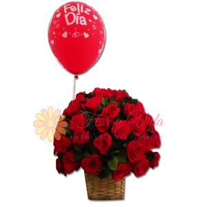 Zafiro arreglo floral   flor y vida