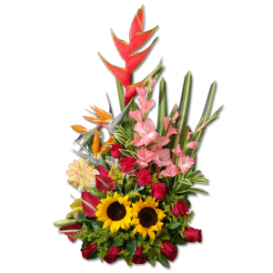 Confía en mi arreglo floral | Flor y vida