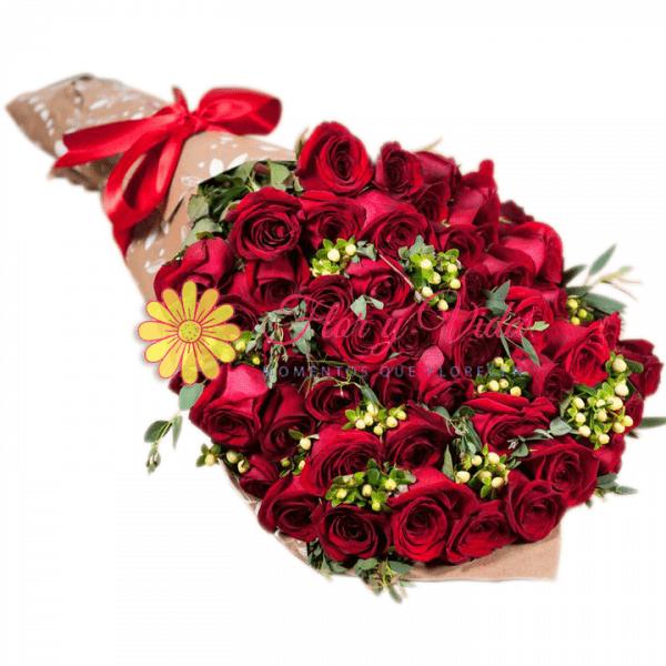 Bouquet de rosas | Ramo de rosas en cali | flor y vida