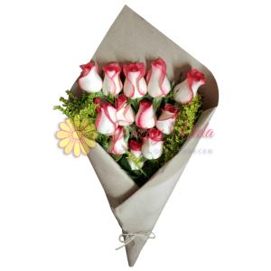 Atrevete Bouquet de rosas | flor y vida