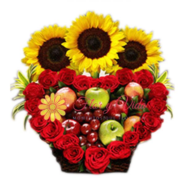 Ánimo frutero | flor y vida