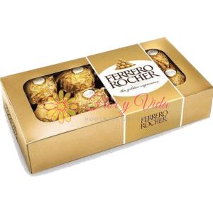 Ferrero caja x8 | flor y vida