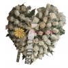 Corona fúnebre corazón en cali