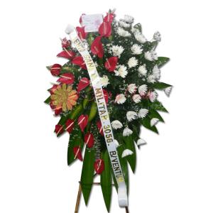 Despierta Corona fúnebre | Flor y vida