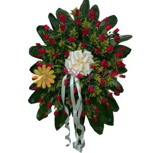 Único funebre | flor y vida