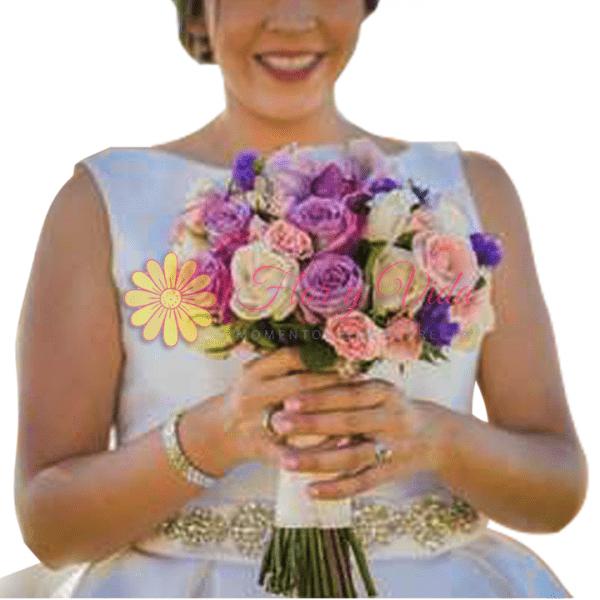 Imperdible Bouquet de novia | Flor y vida