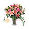 vida florero | flor y vida
