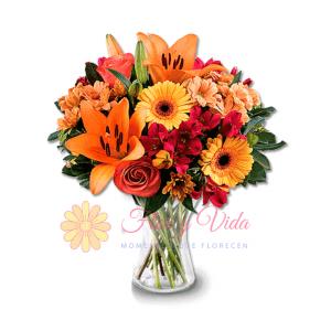 Te escogí a ti florero | flor y vida