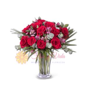 Sueño cumplido florero | flor y vida