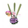 Arreglo floral de orquideas